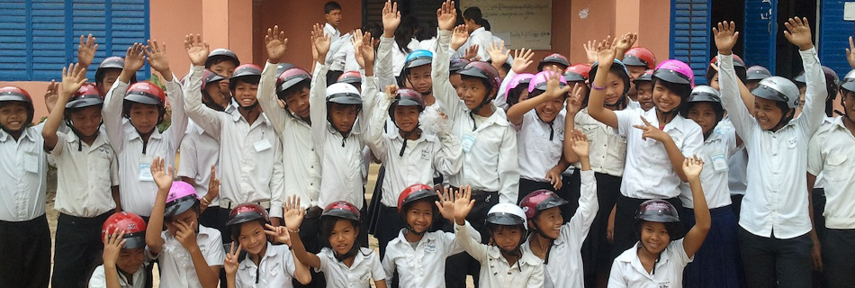 EDUCATING SMILING CHILDREN