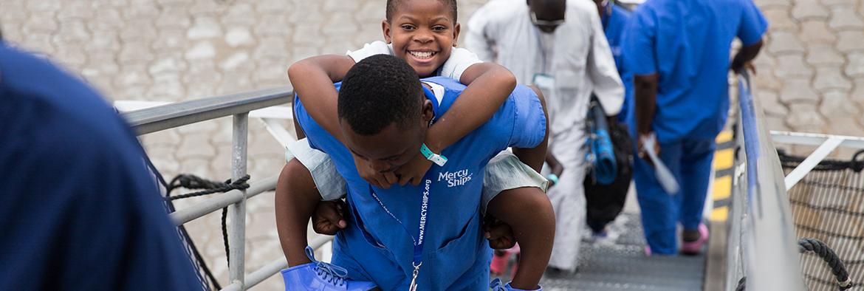 Mercy Ships – Nouvelle Mission au Bénin – Ouverture de l'hôpital